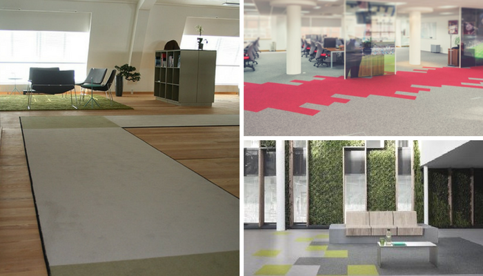 5 Ways a Good Carpet Design can Make (rather than Break) your Office Space