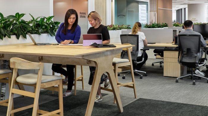 Pleasant Agile Workspace